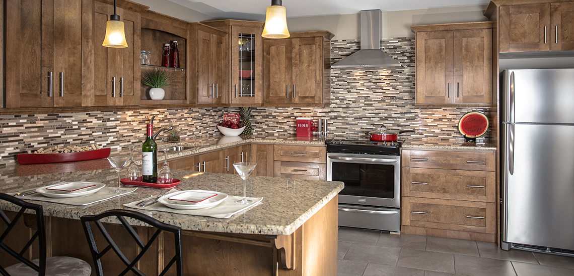 Home custom cabinets exceptionally crafted spaces for Webs custom kitchen